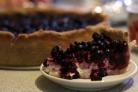 Пирог со смородиной в духовке