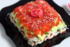 Суши-торт закусочный