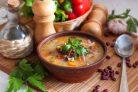 Венгерский суп с фасолью