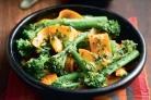 Брокколи с морковью