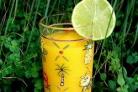 Коктейль из манго и лайма
