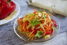 Морковно-кабачковая паста