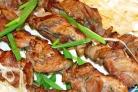 Шашлык из трех видов мяса