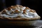 Лимонный пирог-безе