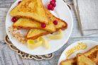 Французские тосты с ванилью