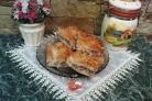 Рыбный пирог из сайры