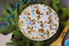 Песочное печенье на Новый год