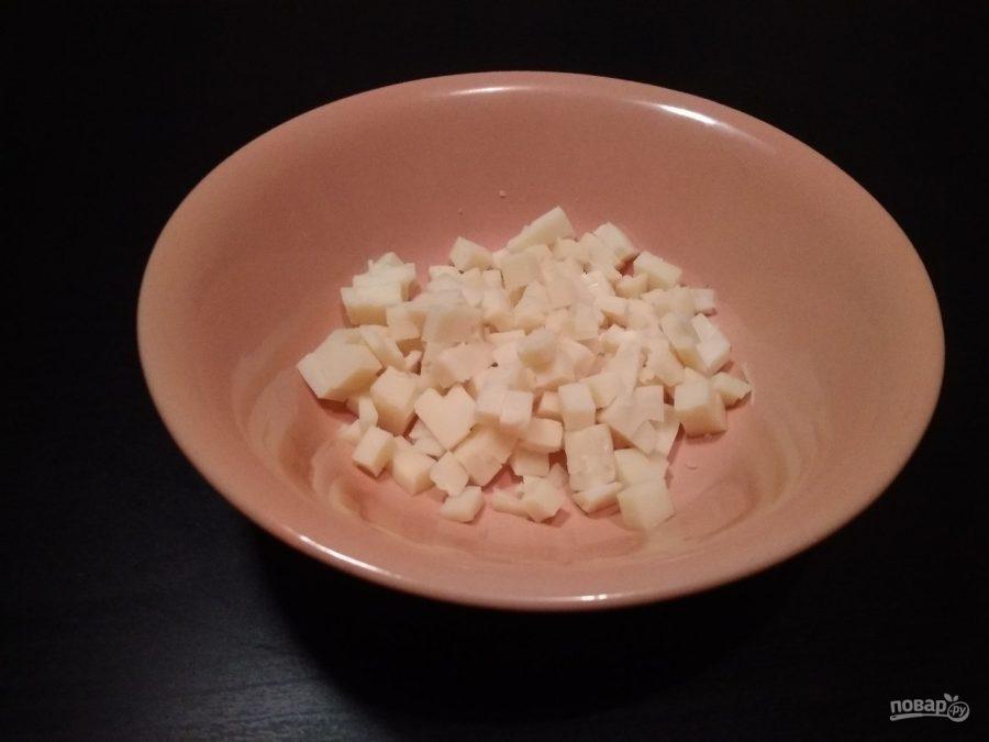 Еврейская закуска в яйце