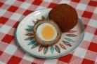 Яйцо в фарше