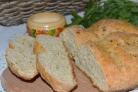 Хлеб в мультиварке без дрожжей