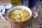 Гороховый суп на воде