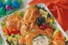 Пасхальный хлеб Заяц