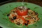 Фаршированные помидоры с индейкой