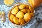 Тыквенно-имбирное печенье