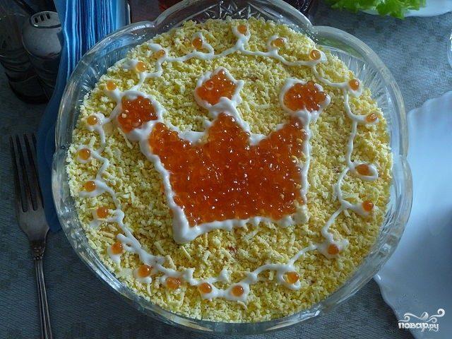 салатики на день рождения