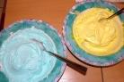 Крем для розочек на торт