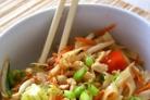 Салат тортеллини и брокколи