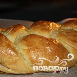 Рецепт Рецепт яичного хлеба