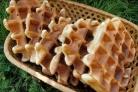 Бельгийские вафли без яиц