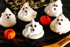 Меренги-привидения на Хэллоуин