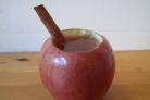 Яблочный коктейль с лимончелло и клюквой