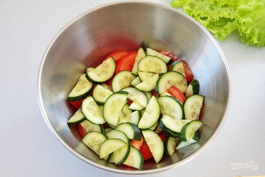 Салат быстро, вкусно и недорого