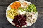 Вкусный салат Сделай сам