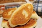 Пирожки жареные с повидлом