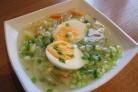 Суп из баранины с капустой