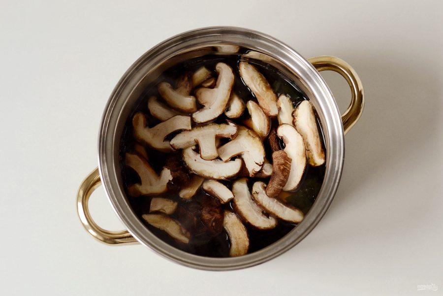 """Японский суп """"Мисо"""""""