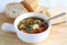 рецепт итальянского супа с мидиями