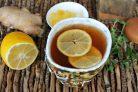 Чай с имбирем и корицей для похудения