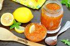 Варенье из моркови с лимоном