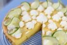 Лимонный пирог Ключик