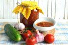 Кетчуп из огурцов  «Огуречное наслаждение»