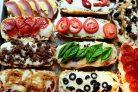 """Бутерброды """"Пицца"""""""