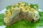 Мясо с цветной капустой в мультиварке