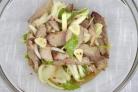 Салат шашлычный со свининой
