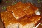 Яблочный пирог на растительном масле