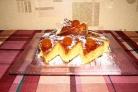 Пирог со сгущёнкой