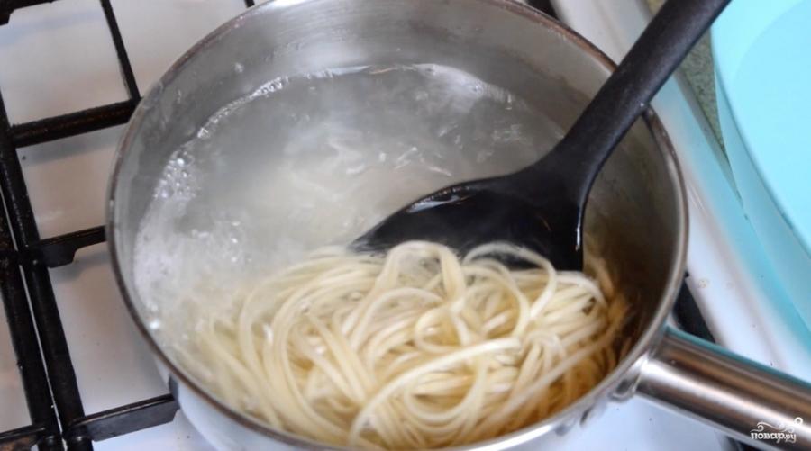 Суп-лапша со свининой