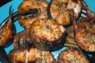 Барбекю из рыбы