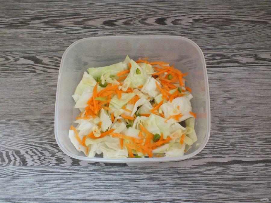 "Корейский салат ""Бомба"""