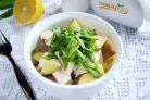 Картофельный салат Баффало
