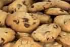 Гигантские Шоколадные печенья