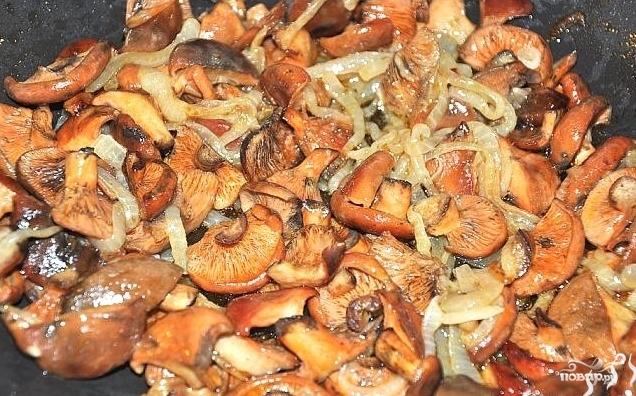 Рыжики с картошкой жареные рецепты приготовления с фото тюнинг автомобилей баргузин фото