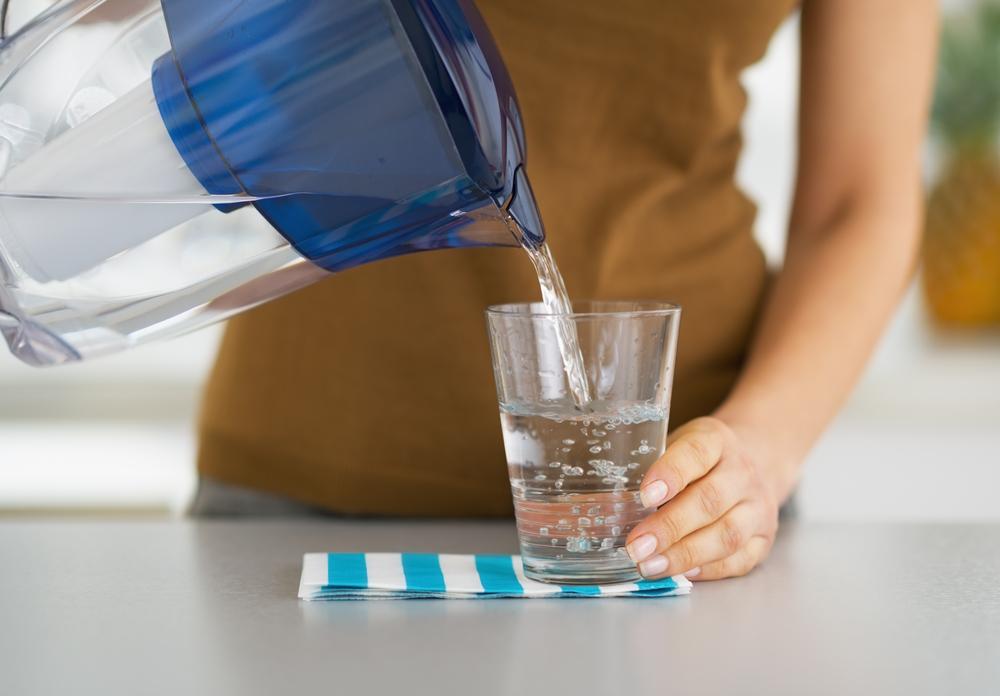 Пить нужно только чистую воду!