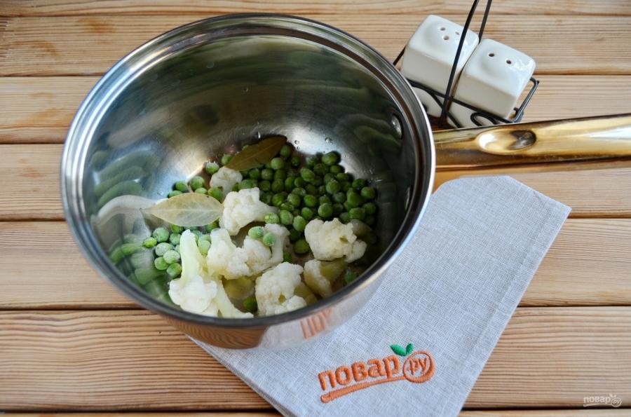 Вегетарианское заливное к Новому Году