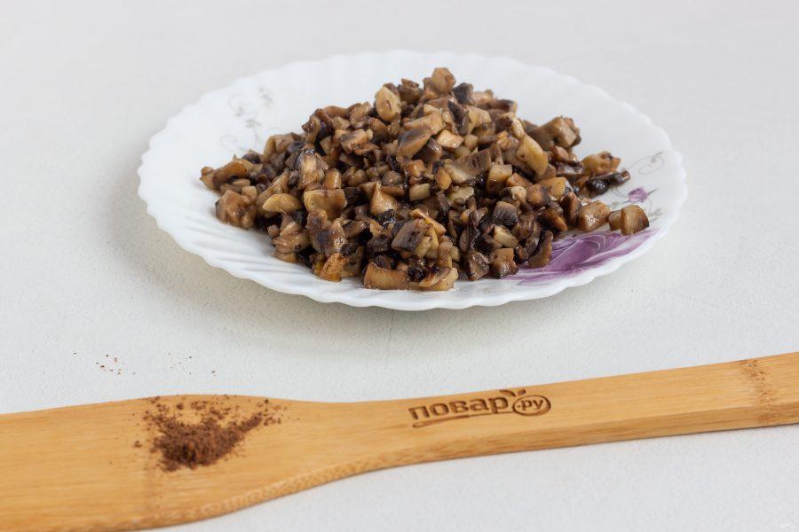 Запеченный печеночный паштет
