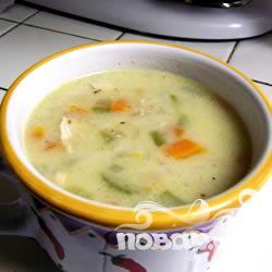 Рецепт Суп с индейкой